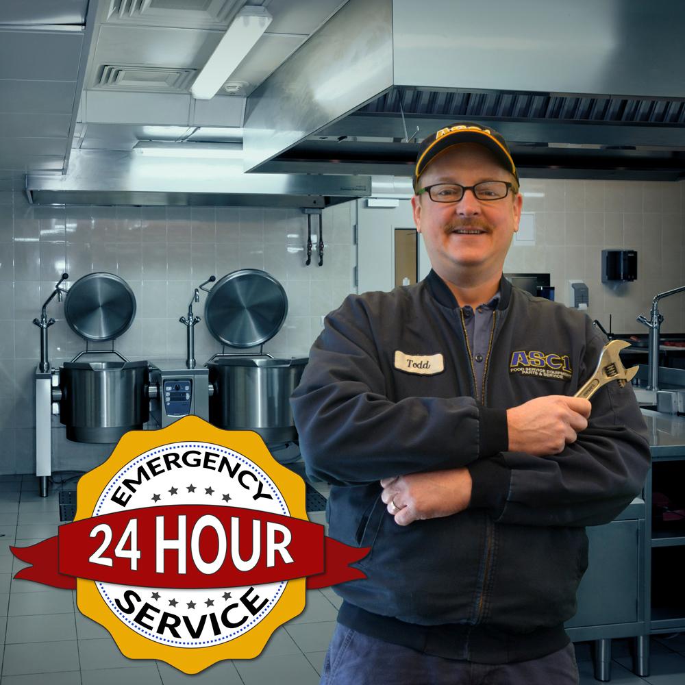 24 Hour Emergency Service ASC1